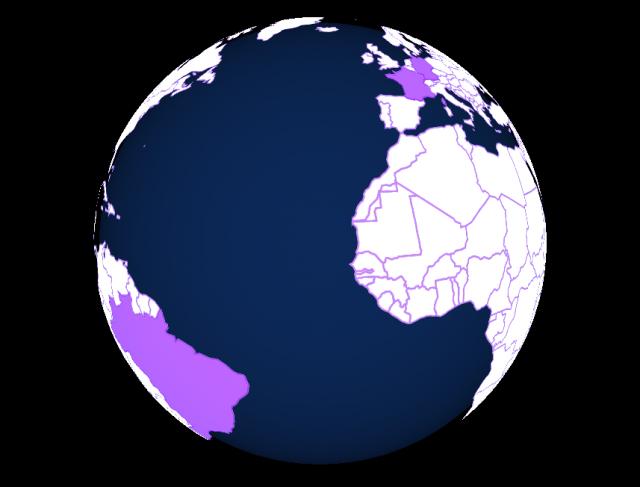 INTERACTIVE GLOBE-0